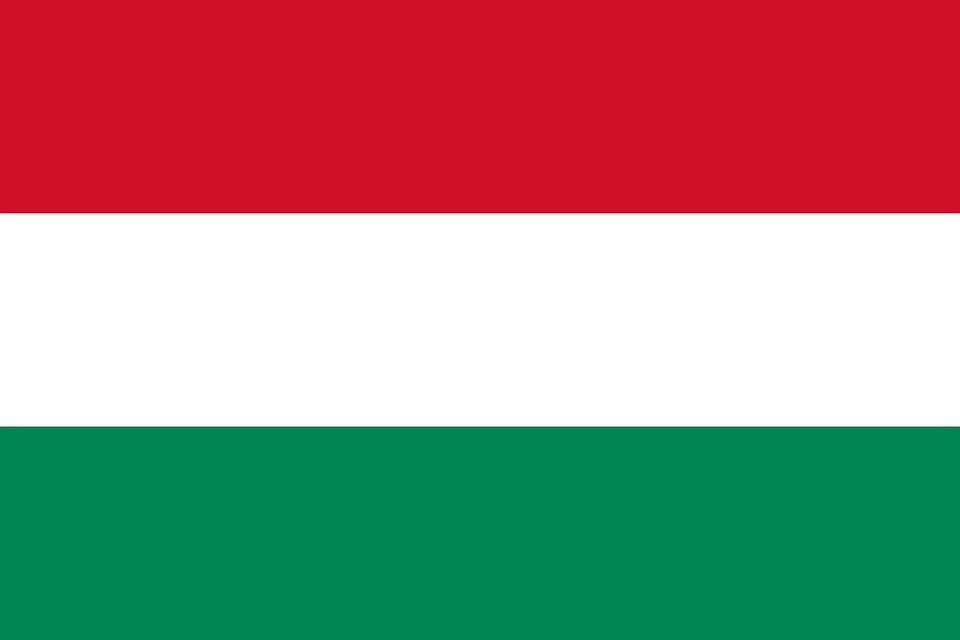 Drapeau Hongrie - Le drapeau hongrois