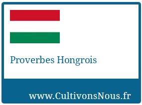 Proverbes Hongrois