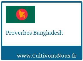 Proverbes Bangladesh