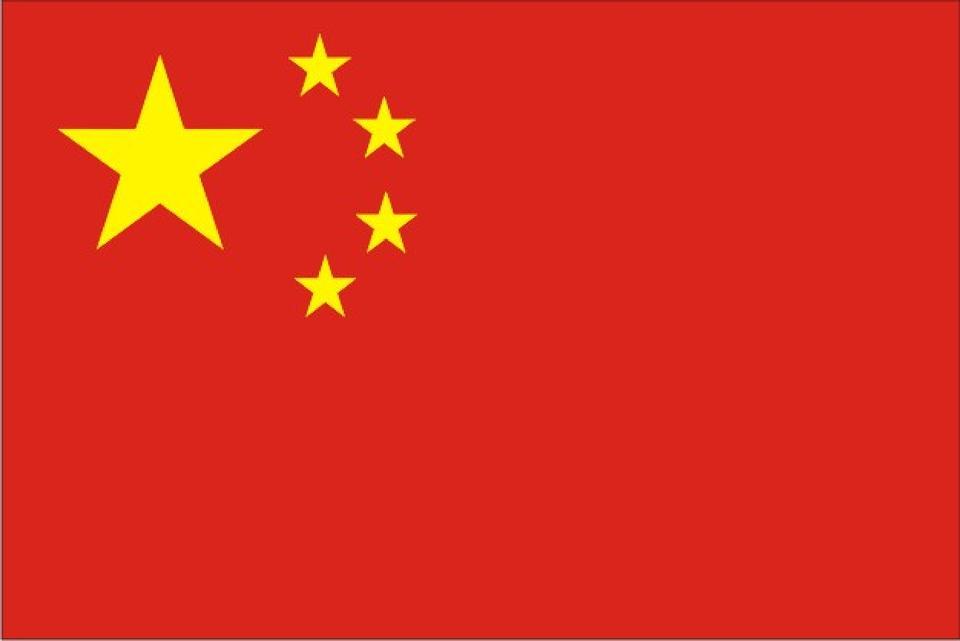 Drapeau Chine – Le drapeau chinois