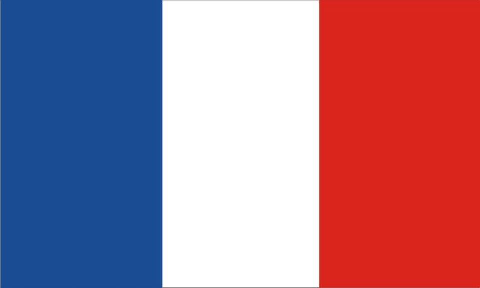 Drapeau France - Le drapeau français