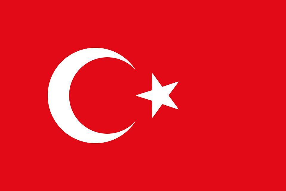 Drapeau Turquie - Le drapeau turc