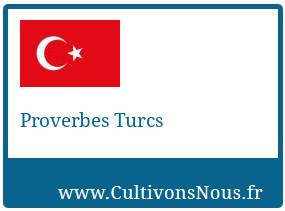 Proverbes Turcs