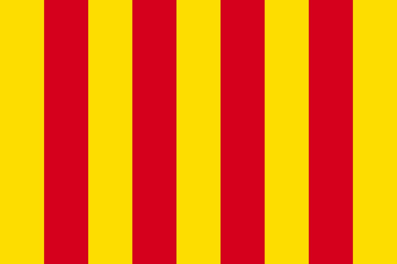 Drapeau Provence - Le drapeau provençal