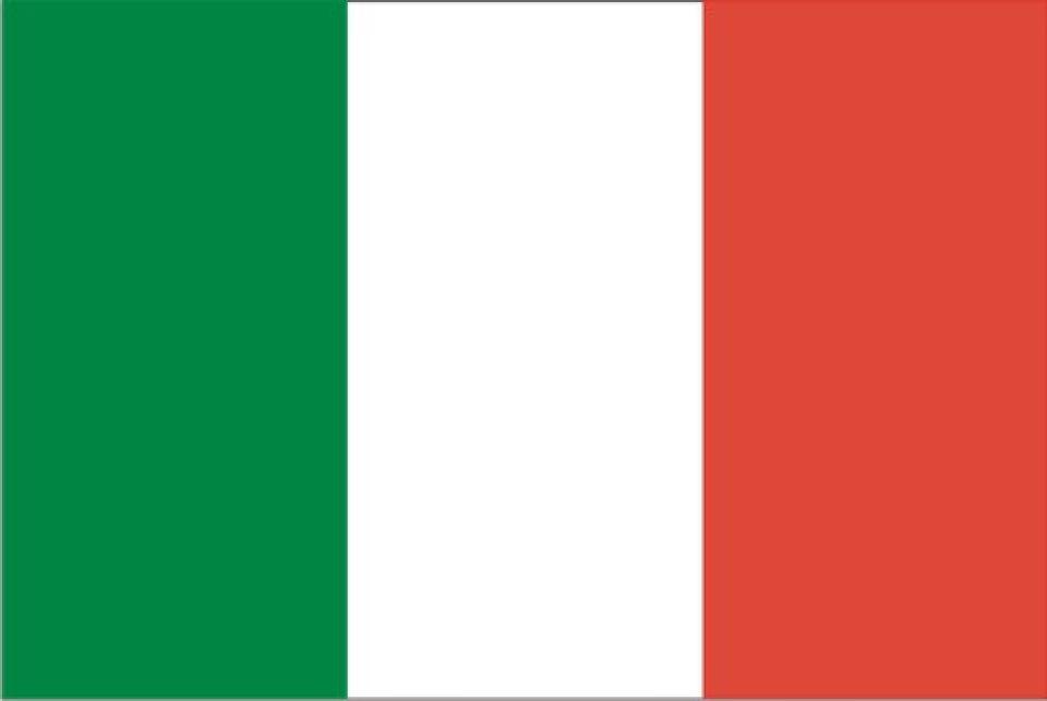 Drapeau Italie - Le drapeau italien