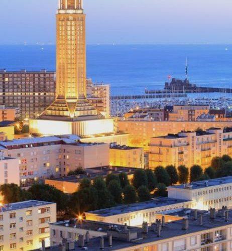 Le Havre : la ville se transforme en parcours d'art contemporain pour son 500ème anniversaire