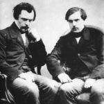 Les frères Goncourt, histoire et biographie des frères Goncourt