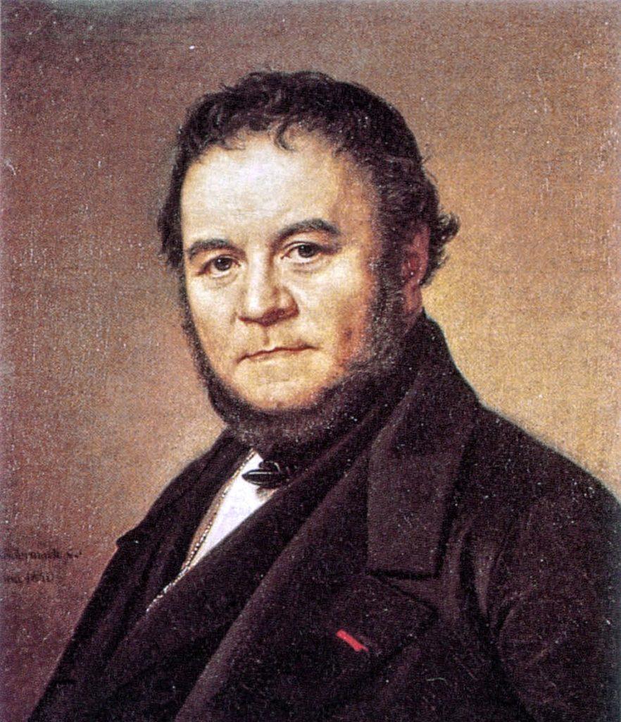 Stendhal, histoire et biographie de Stendhal