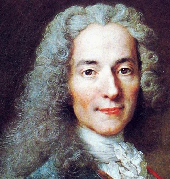 François-Marie Arouet dit Voltaire, histoire et biographie de Voltaire