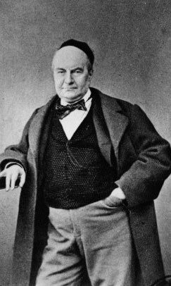 Charles-Augustin Sainte-Beuve, histoire et biographie de Sainte-Beuve