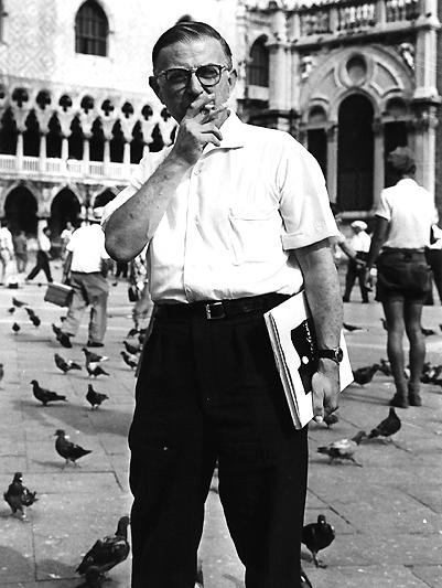 Jean-Paul Sartre, histoire et biographie de Sartre