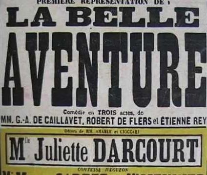 La belle aventure d'Etienne Rey