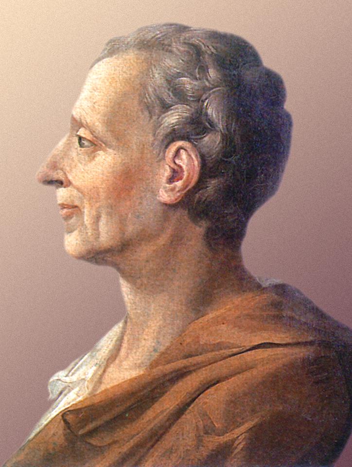 Charles Louis de Secondat, baron de Montesquieu, histoire et biographie de Montesquieu