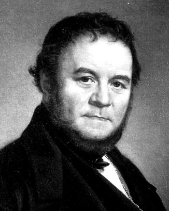 Henri Beyle alias Stendhal, histoire et biographie de Stendhal