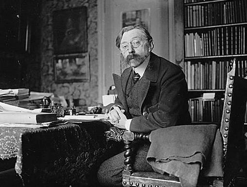 Émile Verhaeren, histoire et biographie de Verhaeren