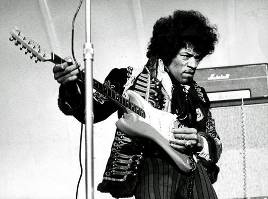 Jimmy Hendrix, histoire et biographie de Hendrix