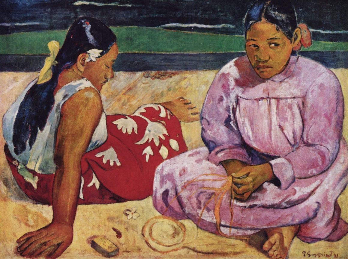 Le film sur Paul Gauguin a Tahiti