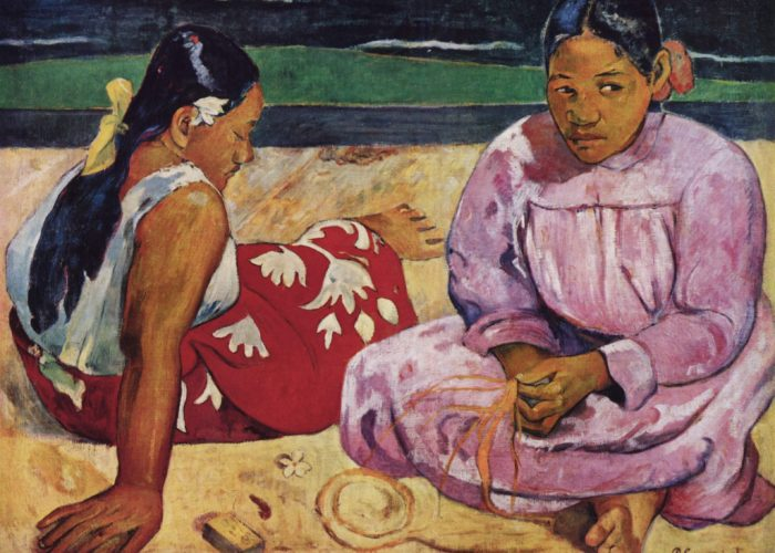 Le film sur Paul Gauguin a Tahiti