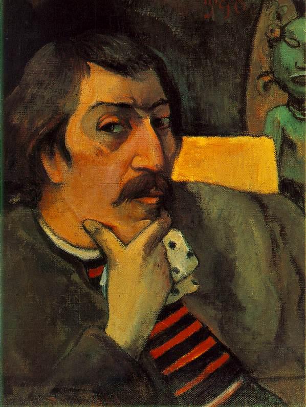 Paul Gauguin, histoire et biographie de Gauguin