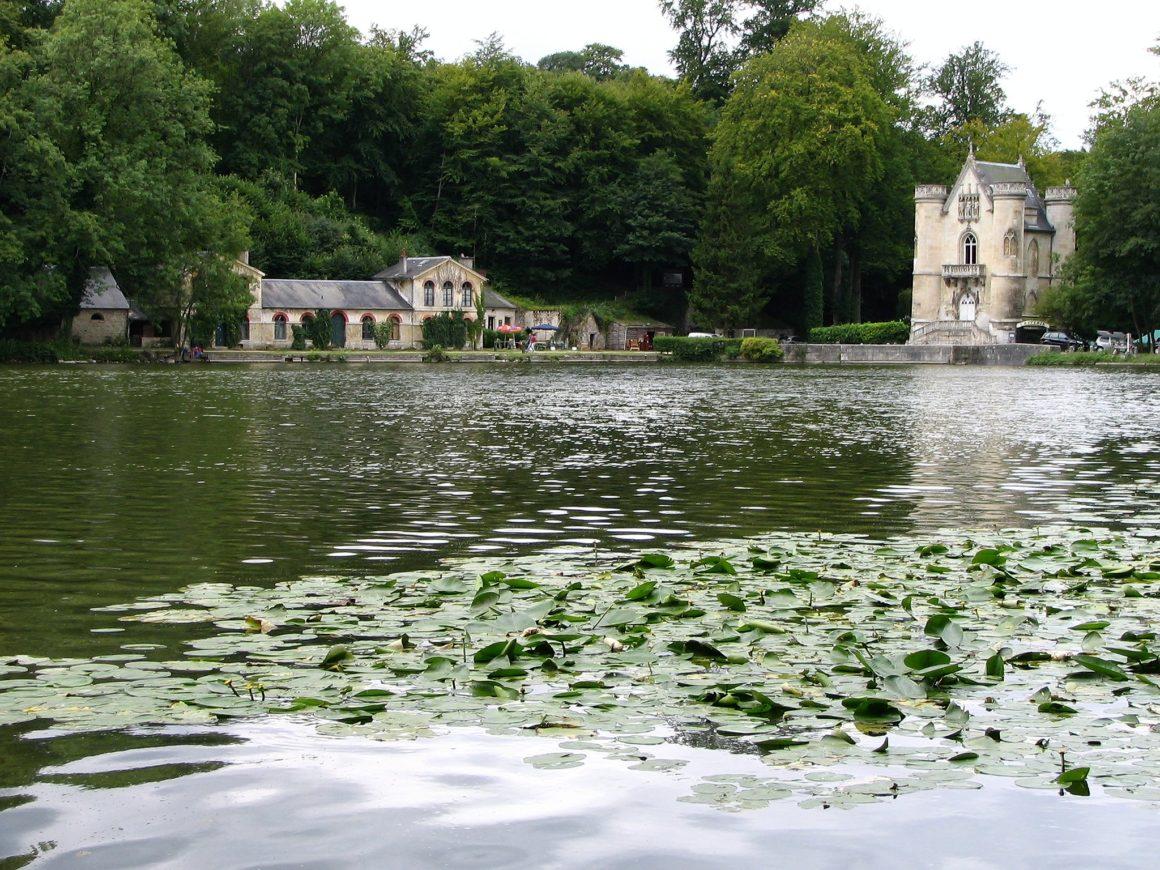 Coye-la-Forêt la ville de Maurice Chapelan