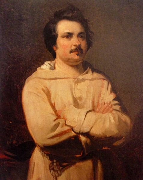 Citations d'honoré de balzac