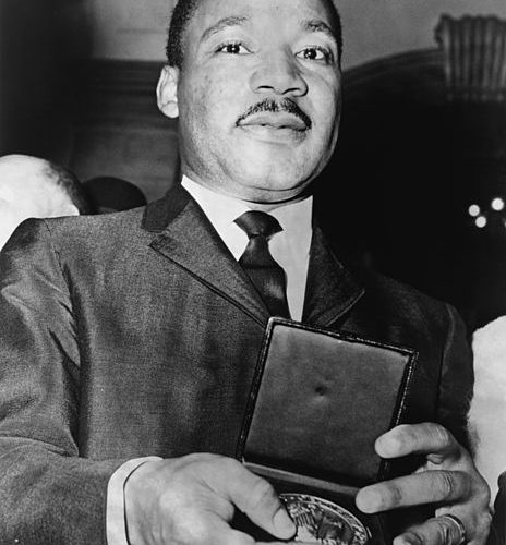 Martin Luther King, histoire et biographie de Luther King