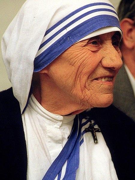 Mère Teresa, histoire et biographie de la Mère Teresa