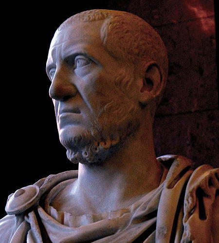 Tacite, histoire et biographie de Tacite