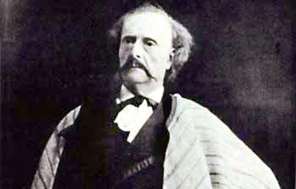 Jules Barbey d'Aurevilly, histoire et biographie d'Aurevilly