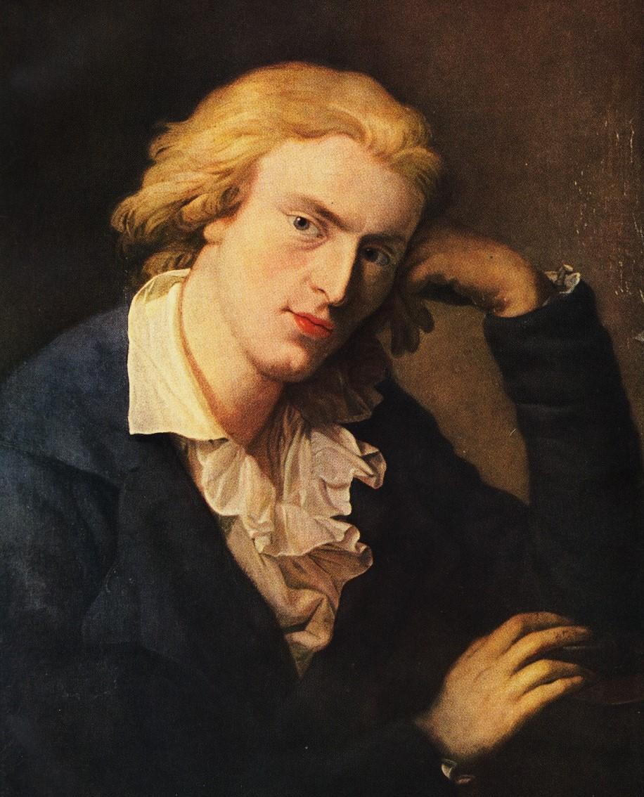 Friedrich von Schiller, histoire et biographie de von Schiller