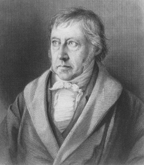 les citation de Georg Wilhelm Friedrich Hegel