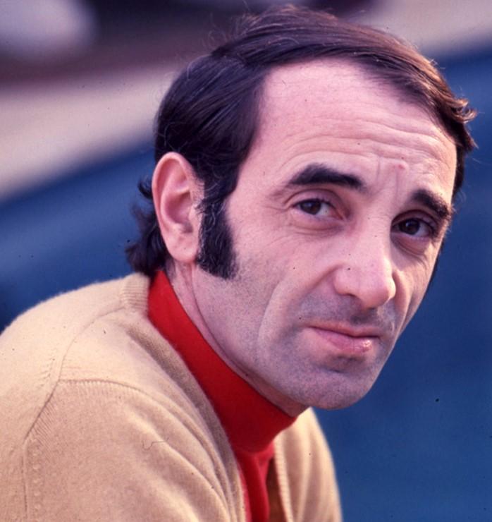 Charles Aznavour n'est plus