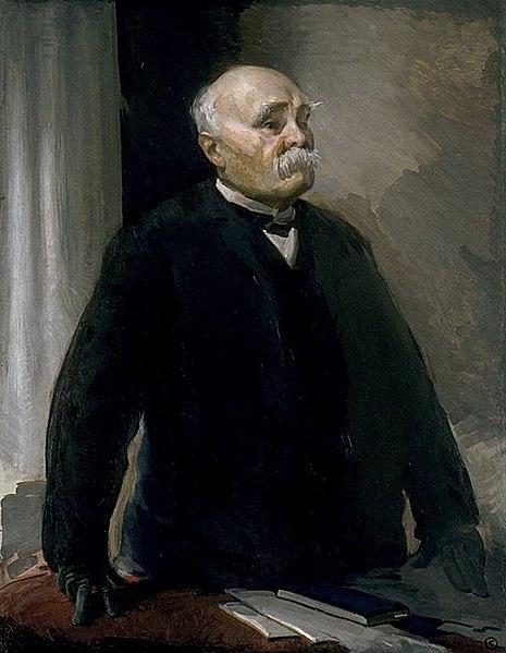 Georges Clemenceau alias le Tigre : objet d'une exposition au Panthéon