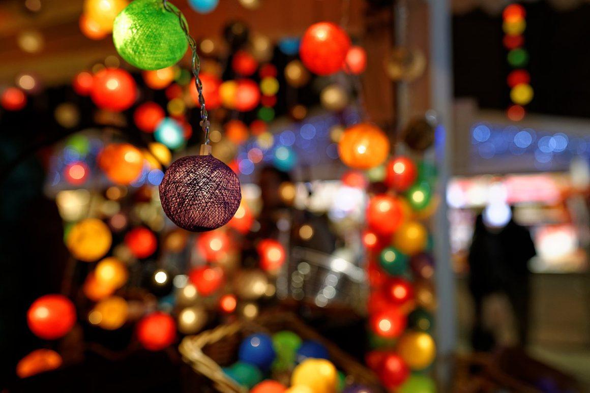 Les marchés de Noël de Paris