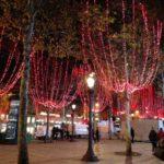 Illumination de Noël, Champs-Elysées Paris 2018