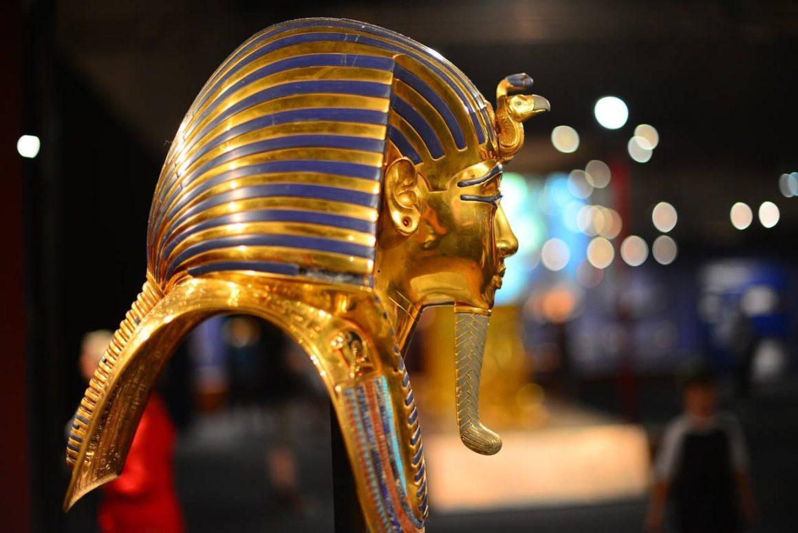 Toutankhâmon : exposé pour la dernière fois en dehors de l'Egypte
