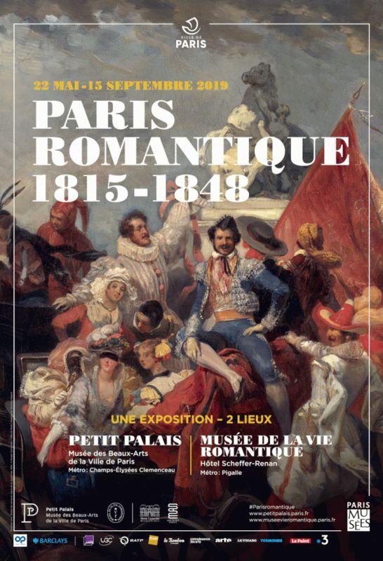 Paris Romantique: 1815-1848