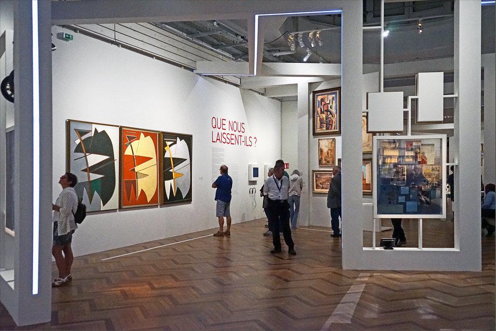 Musée de l'histoire de l'Immigration à Paris