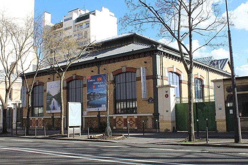 Pavillon de l'Eau à Paris