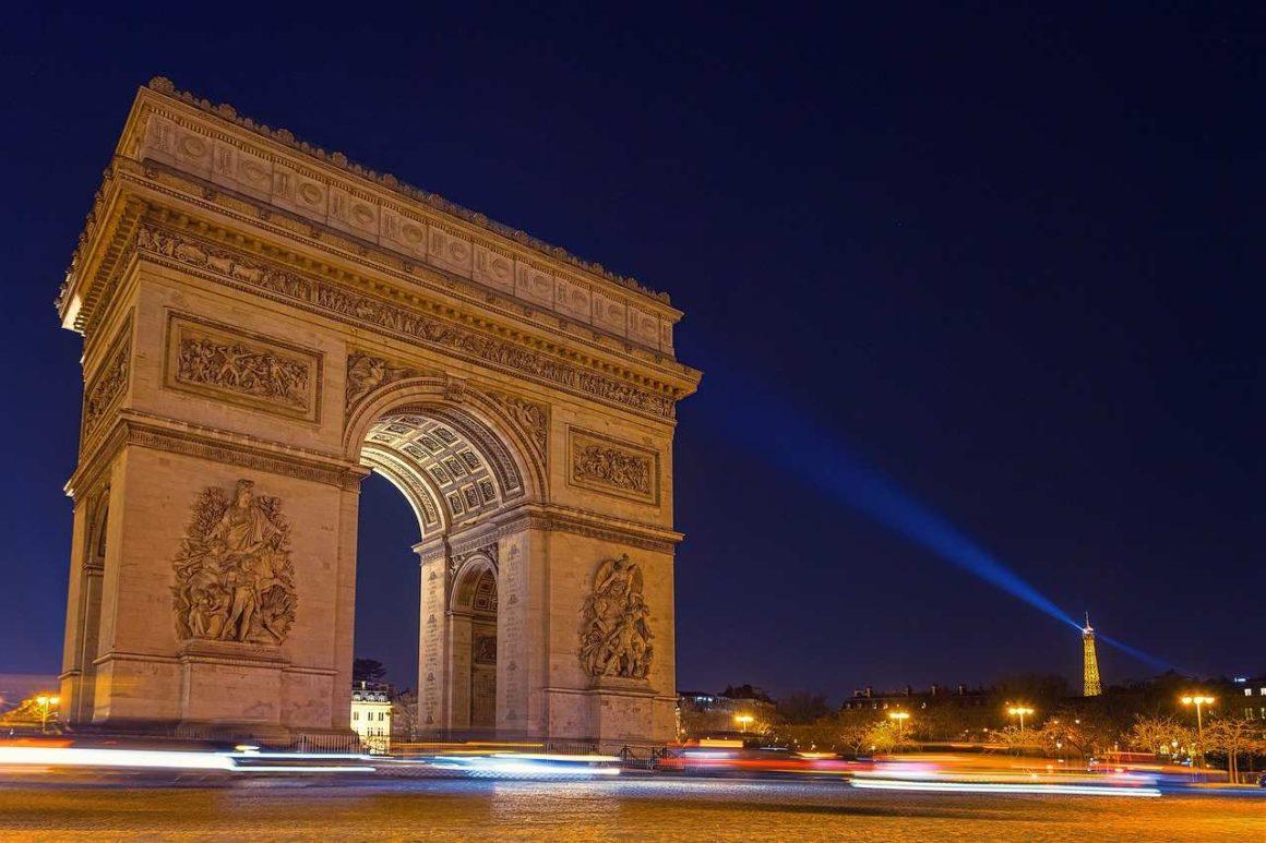 Arc de Triomphe France