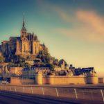 L'abbaye du Mont Saint-Michel, une merveille d'architecture!