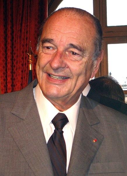 Décès de Jacques Chirac