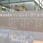 Le Musée du Quai Branly, un musée des cultures en plein Paris!