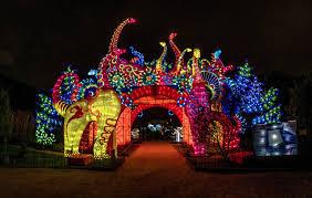 Le Festival des Lumières au Jardin des Plantes