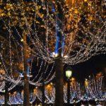 Les illuminations de Noël des Champs-Élysées 2019