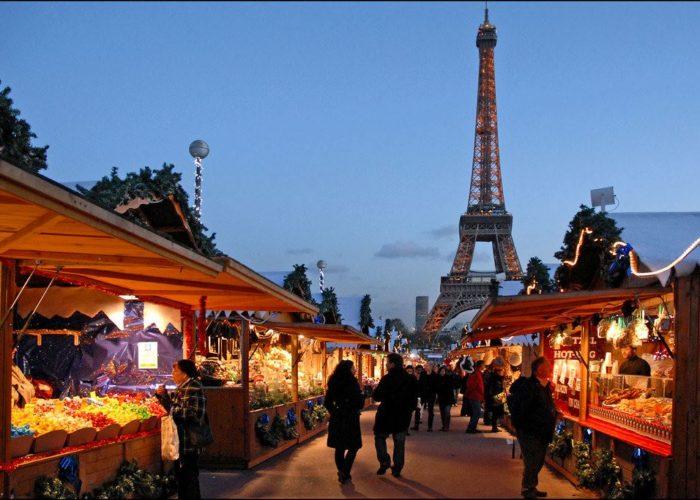 Noël à Paris : les marchés incontournables