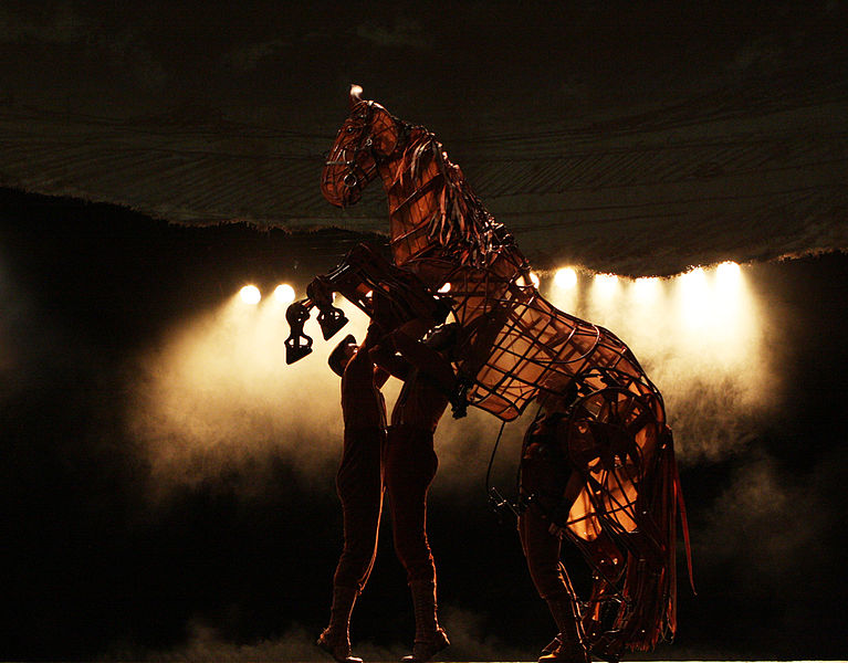 War Horse est en France