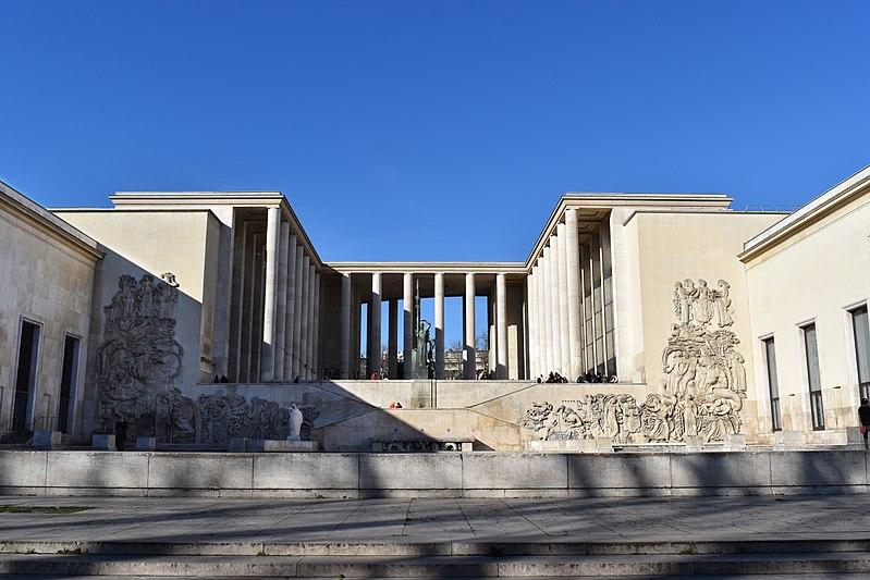 Palais des Musées d'art moderne