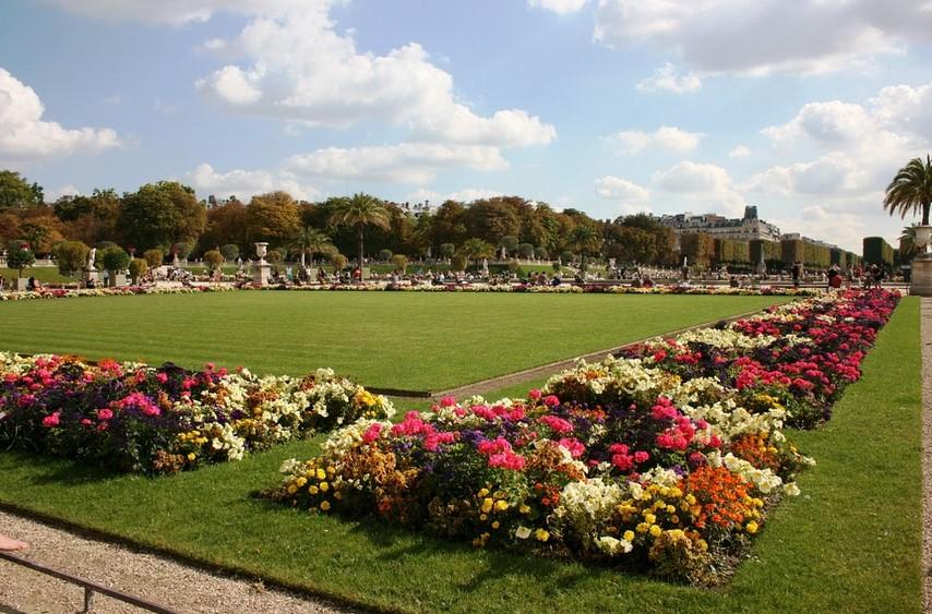 Le jardin du Luxembourg « Luco »