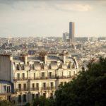 La Tour Montparnasse, un des plus hauts gratte-ciels de France